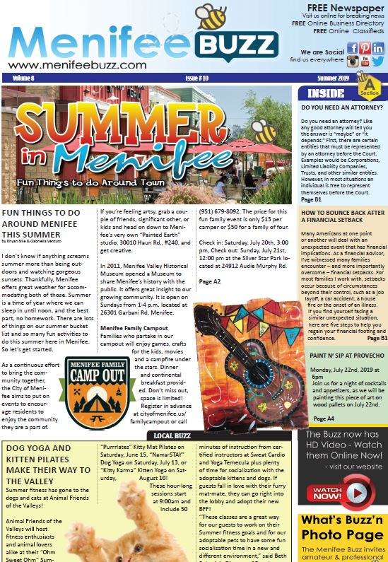 MenifeeBuzz Summer2019